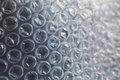 Packaging with air bubbles, bubble wrap texture Royalty Free Stock Photo