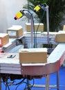 Packing apparatus Royalty Free Stock Image