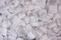Packing peanuts Stock Photos