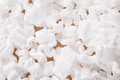 Packing peanuts Royalty Free Stock Photo
