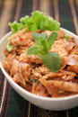 Pad se eew thai food Royalty Free Stock Photography