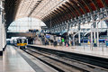 Paddington Station Royalty Free Stock Photo