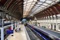 Paddington station, london Royalty Free Stock Photo