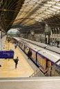 Paddington Train Station Stock Image
