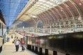 Paddington Train Station Stock Photos