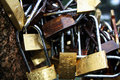 Padlocks Royalty Free Stock Photo