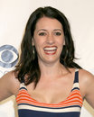 Paget brewster cbs tv tca party wind tunnel pasadena ca january Stock Photo