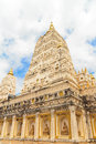 Pagoda Buddhism , JD  temples  name is Bodh Gaya Stock Photography