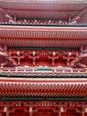 Pagoda-detail Royalty Free Stock Photo