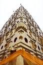The pagoda at Nakhonsawan in Thailand. Stock Photos