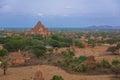 Pagoda of old Bagan ancient city