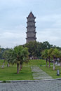 Pagoda in Shunde China Royalty Free Stock Photos