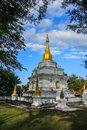 Pagoda, Thailand. Royalty Free Stock Images