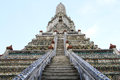 Pagoda at Wat Arun Stock Image