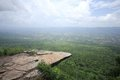 Pah hum hod cliff in chaiyaphum province northeast of thailand Royalty Free Stock Images
