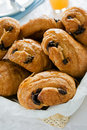 Pain Au Chocolat Royalty Free Stock Photos