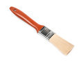 Paint brush on a white background Stock Images