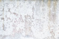The paint is peeling off, falling apart, Damaged wall Royalty Free Stock Photo