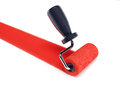 Paint roller Royalty Free Stock Photos