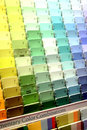 Paint Sample Royalty Free Stock Photo