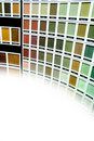 Paint Samples Stock Images
