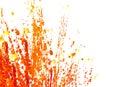 Paint Splashes Stock Photography