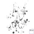 Paint splat set.Paint splashes set for design use.Abstract vecto