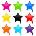 Paint star