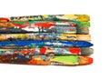 Paintbrushes Royalty Free Stock Photography