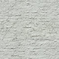 Painted brick wall Royalty Free Stock Photo