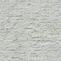 Painted brick wall Royalty Free Stock Photo