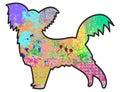Painted terrier