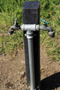 Pair of Spigots Stock Photos