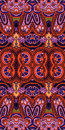 Paisley ornament background