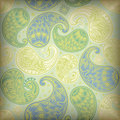 Paisley Pattern Royalty Free Stock Photography