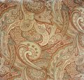 Paisley pattern a fancy design Royalty Free Stock Image