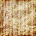 Paisley pattern on striped background Royalty Free Stock Photos