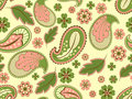 Paisley seamless Stock Photo