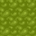 Paisley seamless background beautiful this is file of eps format Royalty Free Stock Images