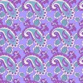 Paisley seamless background beautiful this is file of eps format Stock Photo