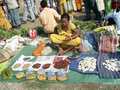 Pakistan street market Stock Photography