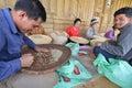 Paksong, Bolaven Plateau, Laos Royalty Free Stock Photo