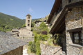 Pal. Andorra Royalty Free Stock Photo