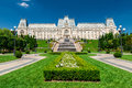 Palace of Culture in Iasi, Romania Royalty Free Stock Photo