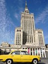 stock image of  Palace of Culture and Science. Warsaw, Poland