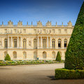 Palace de versailles france europe Stock Image