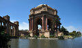 Palace of fine arts san francisco Royalty Free Stock Image