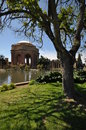 Palace of fine arts san francisco Royalty Free Stock Images