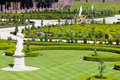 Palace garden Royalty Free Stock Photo