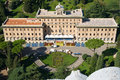 Palace of the Governor of Vatican City Royalty Free Stock Photo